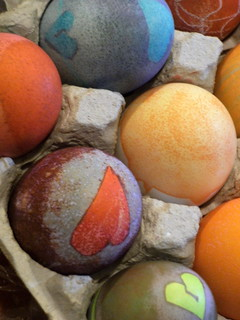 Our 2010 Easter Eggs for the Nordquist-Gabriel Family | by Ann S Nordquist
