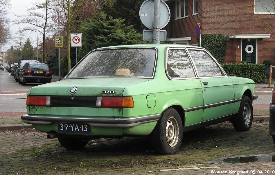 Bmw E21 318 1977 Wouter Bregman Flickr