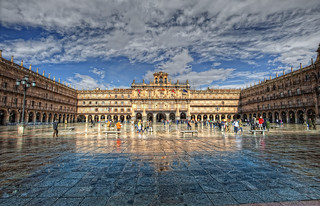 Plaza Mayor, Salamanca (Spain), HDR 2 | by marcp_dmoz