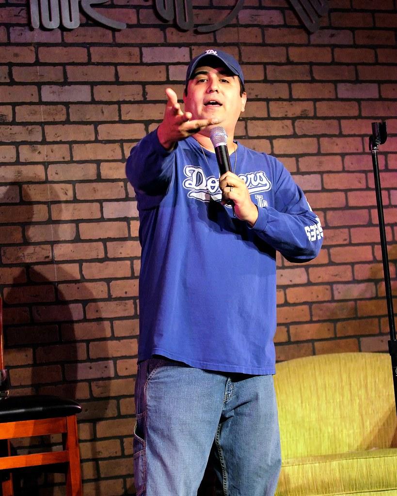 Comedian Jeff Jeff Garcia Comedian   by