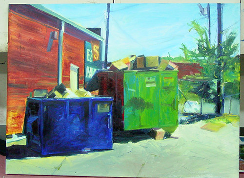 E Z Pawn Dumpsters | by onesmallproject.flickr
