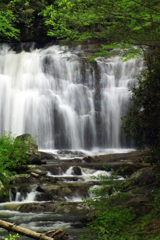 Smoky Mountain Water Fall