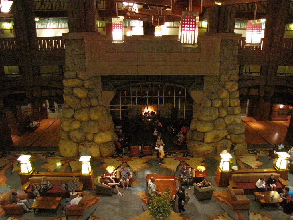 Disney Grand Californian Hotel