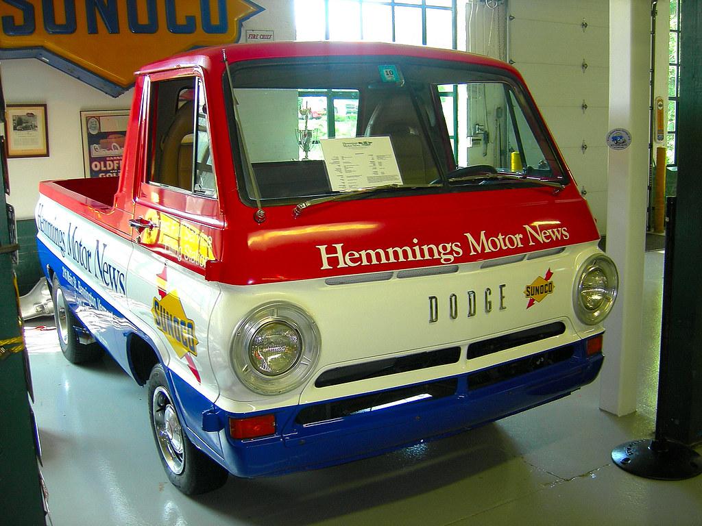 1968 Dodge A100 Pickup Truck Bluejacket Flickr Pick Up By