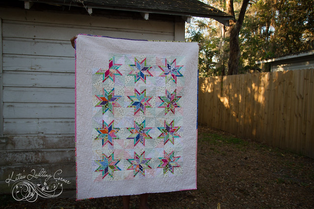 It's Complicated - Paper Pieced Quilt