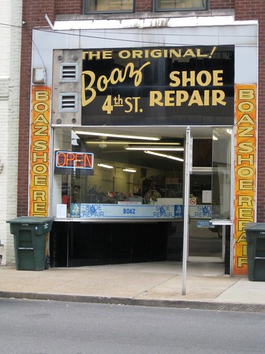 Boaz Shoe Repair Paducah Ky