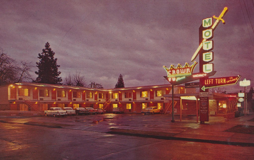 Crown Motel - Portland, Oregon