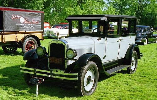 All Car Company >> 1924 Oldsmobile Deluxe 4 door | Richard Spiegelman | Flickr