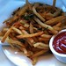 French Fries at Lucques