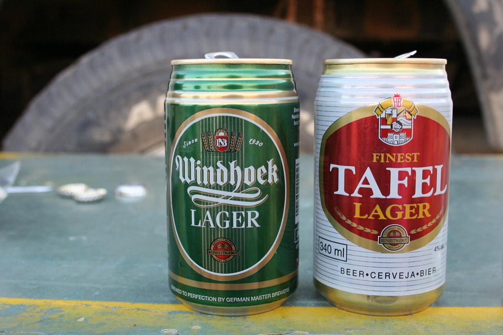 All sizes | Windhoek lager & Tafel lager | Flickr - Photo ...