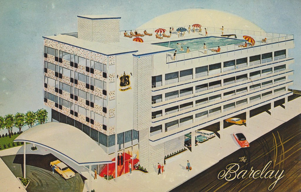 The Barclay Motel - Atlantic City, New Jersey
