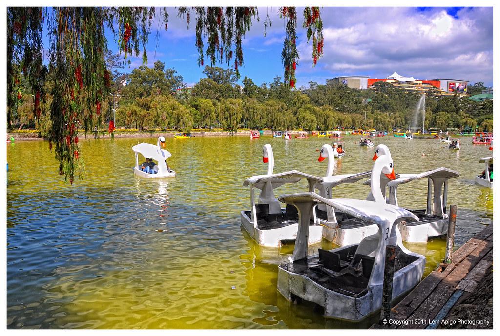 burnham park baguio city flickr   photo sharing