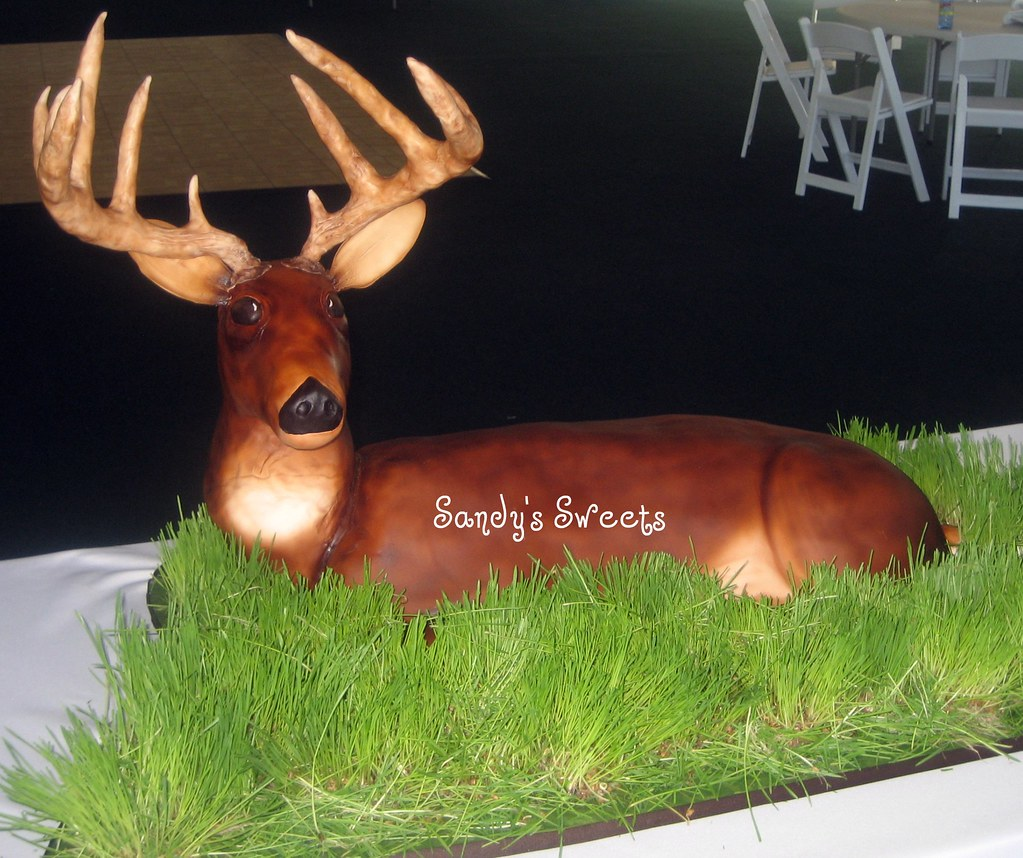 Deer Cake Pan