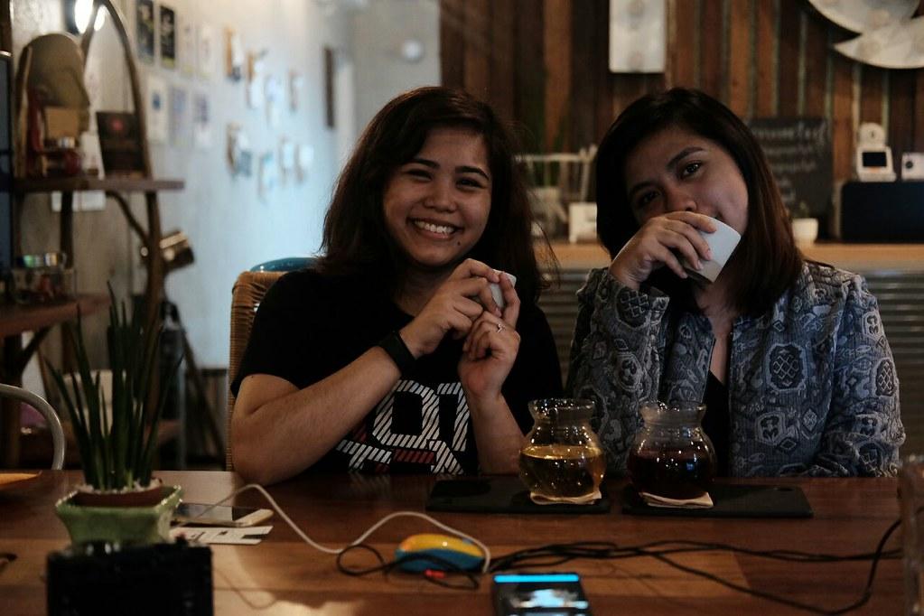 Ramen x Tea with Sabrina