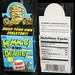 Fleer - Mummies and Deadies candy bones - Mr. Bones - candy box - 1990's
