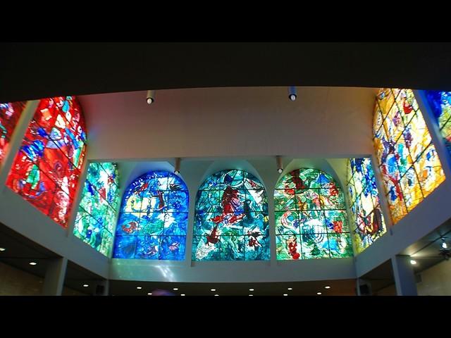The Chagall Windows - Hadassah Hospital, Jerusalem | Flickr Chagall Hadassah Windows