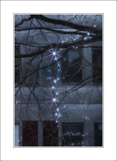 I see stars...