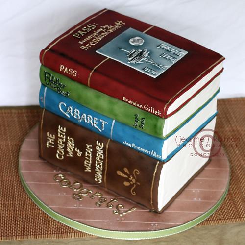 Professor Cake