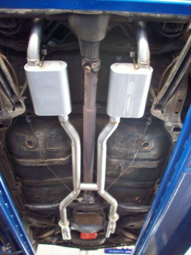 1970 Chevrolet Chevelle Exhaust 1970 Chevrolet Chevelle