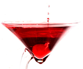 Red Martini | by John Petrick