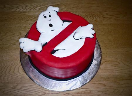 Ghostbusters Cake Pan