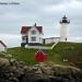 Cape Neddick Lighthouse Maine