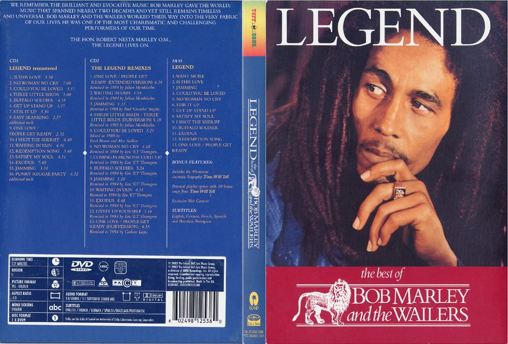 Bob marley legendston lucas da silva flickr bob marley legendston by capas dvd altavistaventures Choice Image