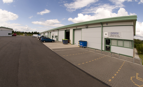 Commercial Property Chesterfield