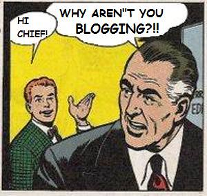 Why Aren't You Blogging? | by Mike Licht, NotionsCapital.com