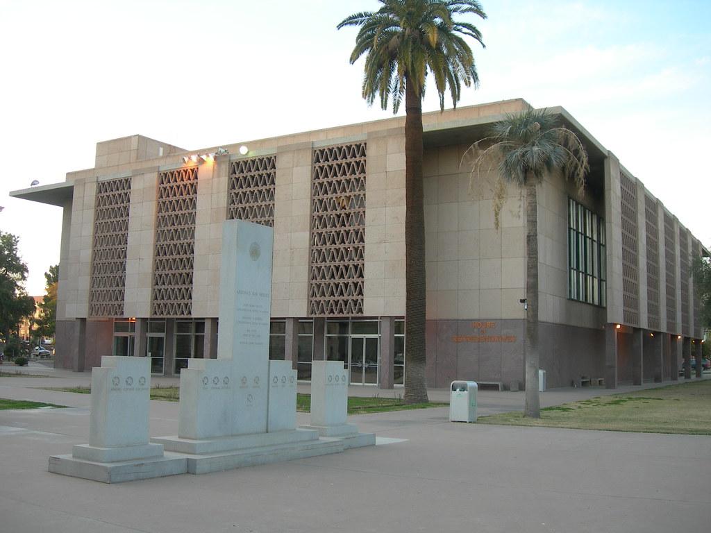 Arizona State House Of Representatives Building Phoenix