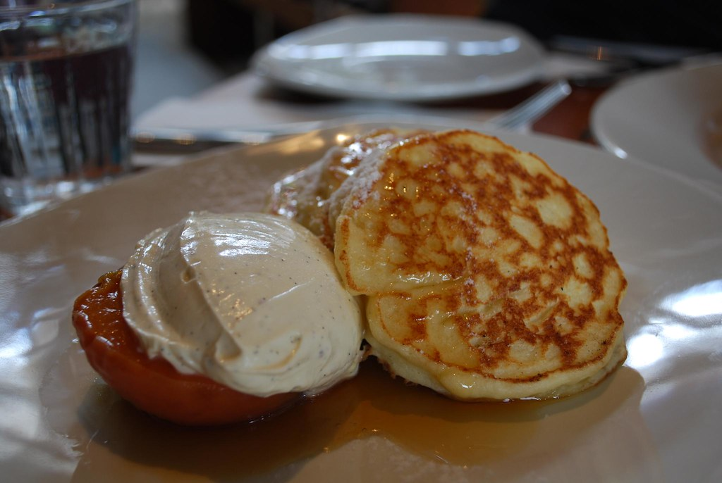 how to make ricotta hotcakes