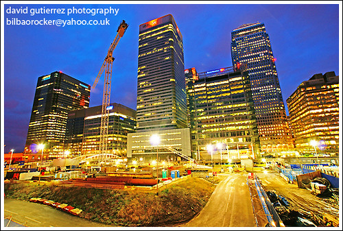 Rebuilding the City of London - Canary Wharf | by davidgutierrez.co.uk