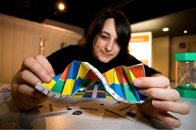 DNA Origami by Alex Bateman @alexbateman1 @sangerinstitute ... - photo#32