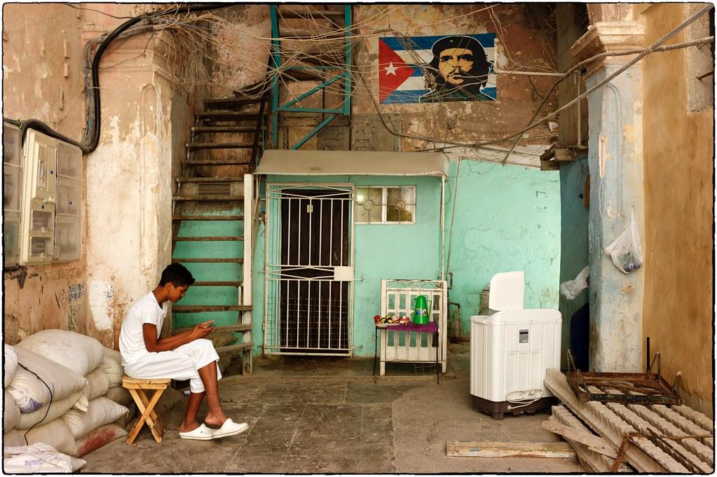 Afternoon, Havana, February 12, 2017