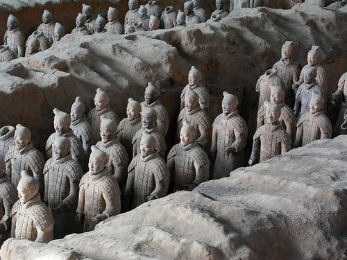 PB070088 - Terracotta Warriors Pit 1 | by Kenneth Hong