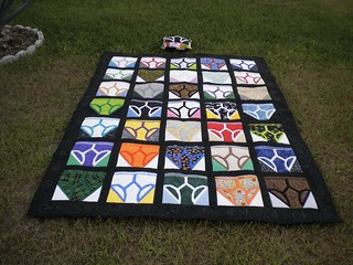 My Y-Front Quilt | by shaebay