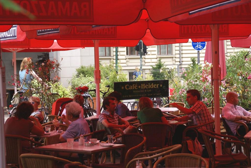 Potsdam Friedrich Ebert Straße Café Heider Hen Magonza Flickr