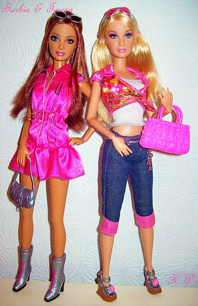 barbie fashion fever spring  summer 2008