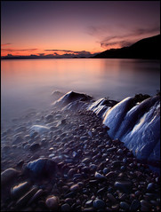 After Sunset - Loch Nan Uamh | by angus clyne