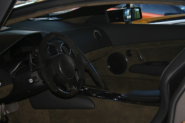 Lamborghini Reventon Interior Jordan Walker Flickr