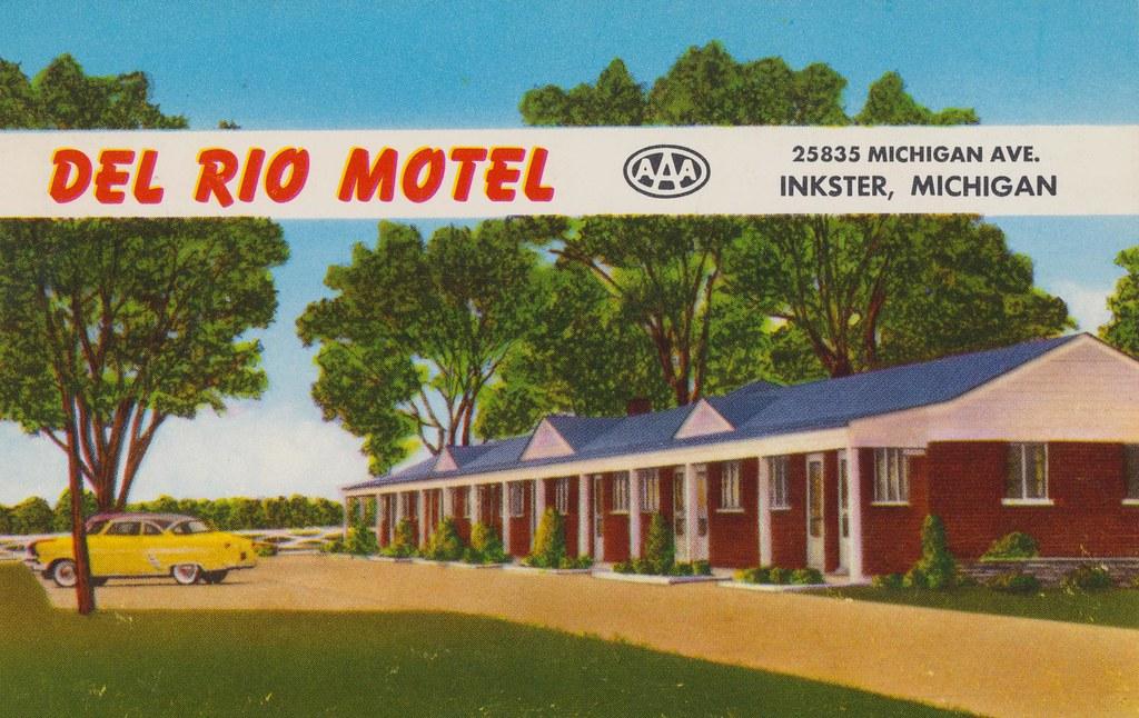 Del Rio Motel - Inkster, Michigan