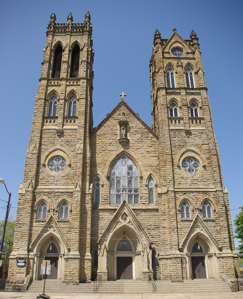Explore This Immaculate New: Immaculate Conception Church