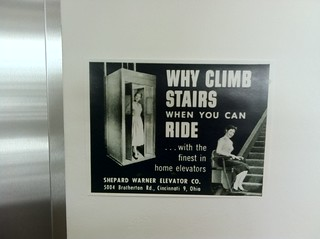 Why climb when you can RIDE? | by passiveaggressivenotes