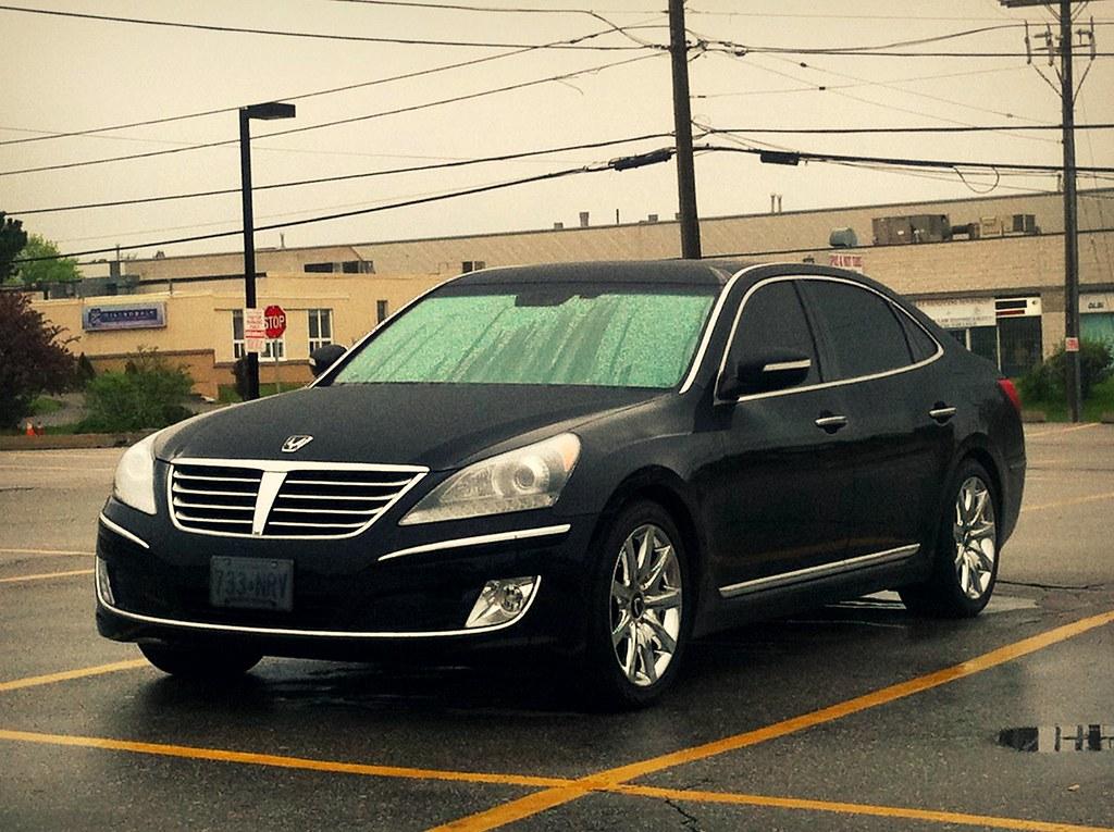 2011 Hyundai Equus Signature This Is The Second Equus I