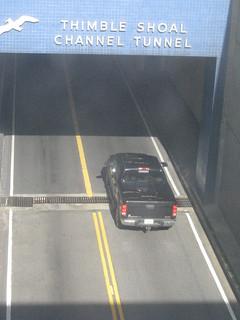 chesapeake bay bridge tunnel | thimble shoal channel
