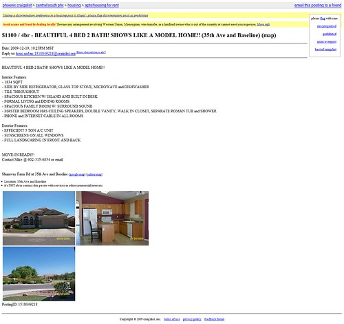 Craigslist Home For Rent Ontario