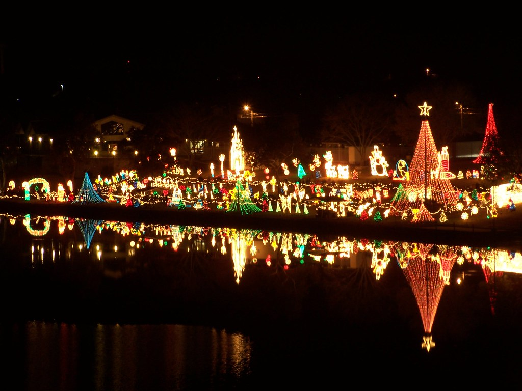 Christmas Lights Marble Falls TX | Todd Moon | Flickr