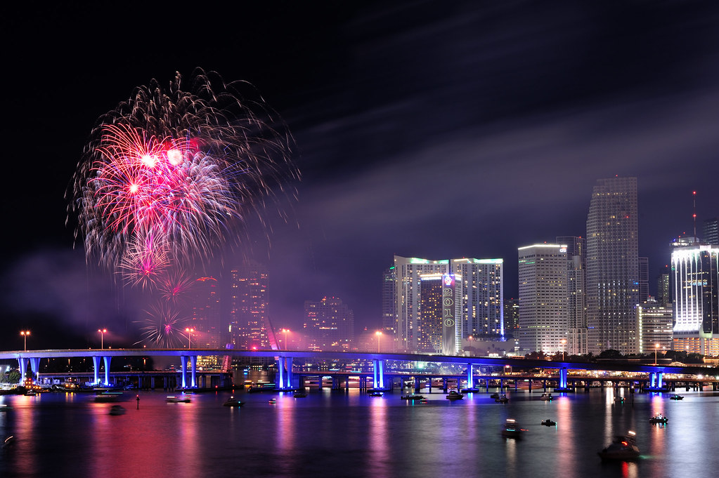 by rbromfield photography happy new year miami 2010 by rbromfield photography