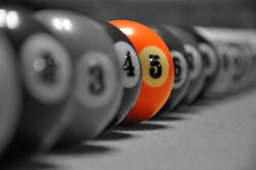Five Ball | by Dricker94