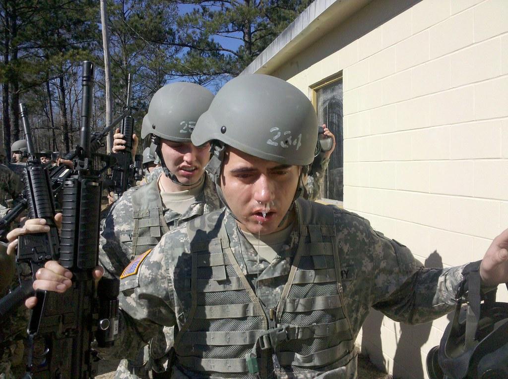 Fort Jackson, SC (South Carolina) U.S. Army